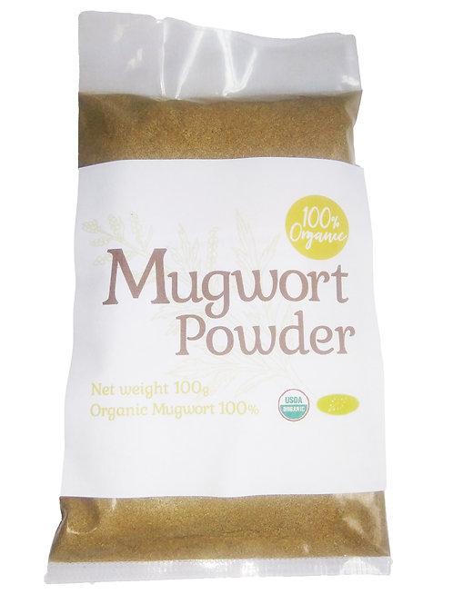 オーガニックよもぎパウダー100g/Organic Mugwort Powder 100g