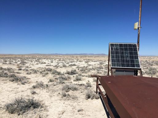 最高エネルギー宇宙線の観測 ユタでの生活