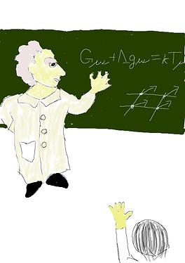 先生と生徒。どうやってダークマターを探すのか。