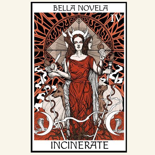 Incinerate - Album