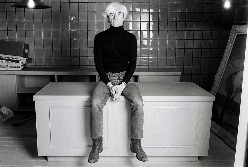 Andy Warhol #1