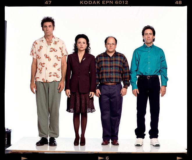 Cast of Seinfeld #3