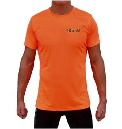 VOCEAN S/S UV Top Fluro Orange