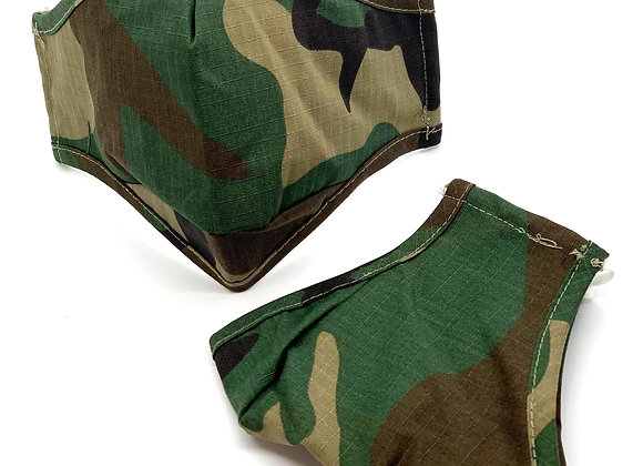 Men's Mask Camouflage