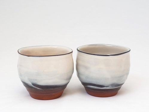 Fluid Series - two cups