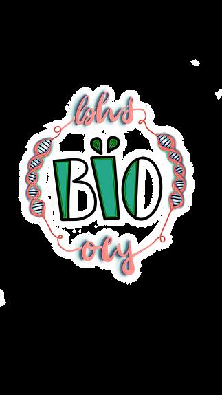 OC Biology Beckman Biology Olympiad Chapter Logo