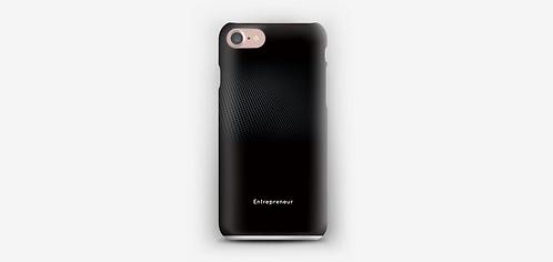 Apple iPhone 7 (Matte Black Case)