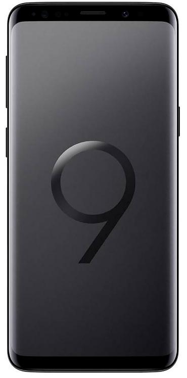Samsung Galaxy S9 (Midnight Black, 64 GB) - x5 PIECES LOT
