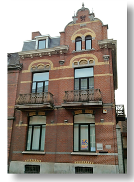 Centre PMS Charleroi