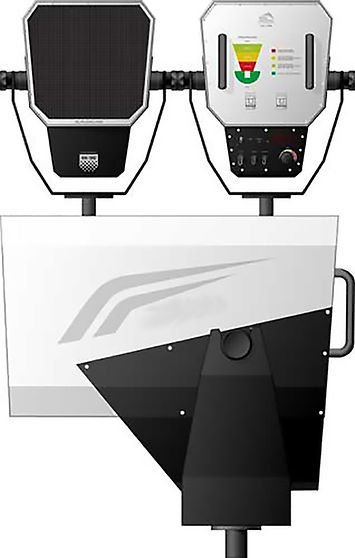 1200W lrad, ahd for military and police