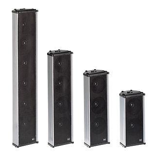 classic column speakers