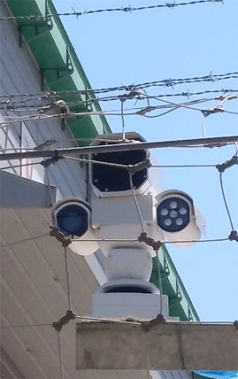100w compact designed loudspeaker for border secutiry