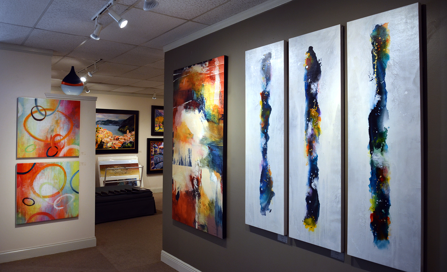 Art Incorporated Interior
