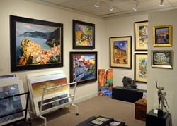 Art Incorporated Interior