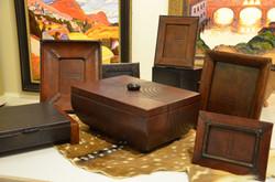 Custom Leather Boxes