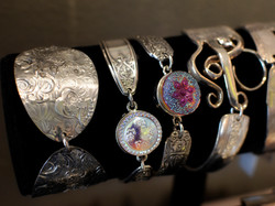 Vintage Silver Bracelets