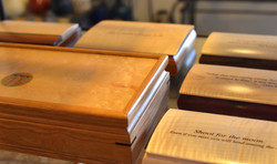 Exotic Wood Boxes
