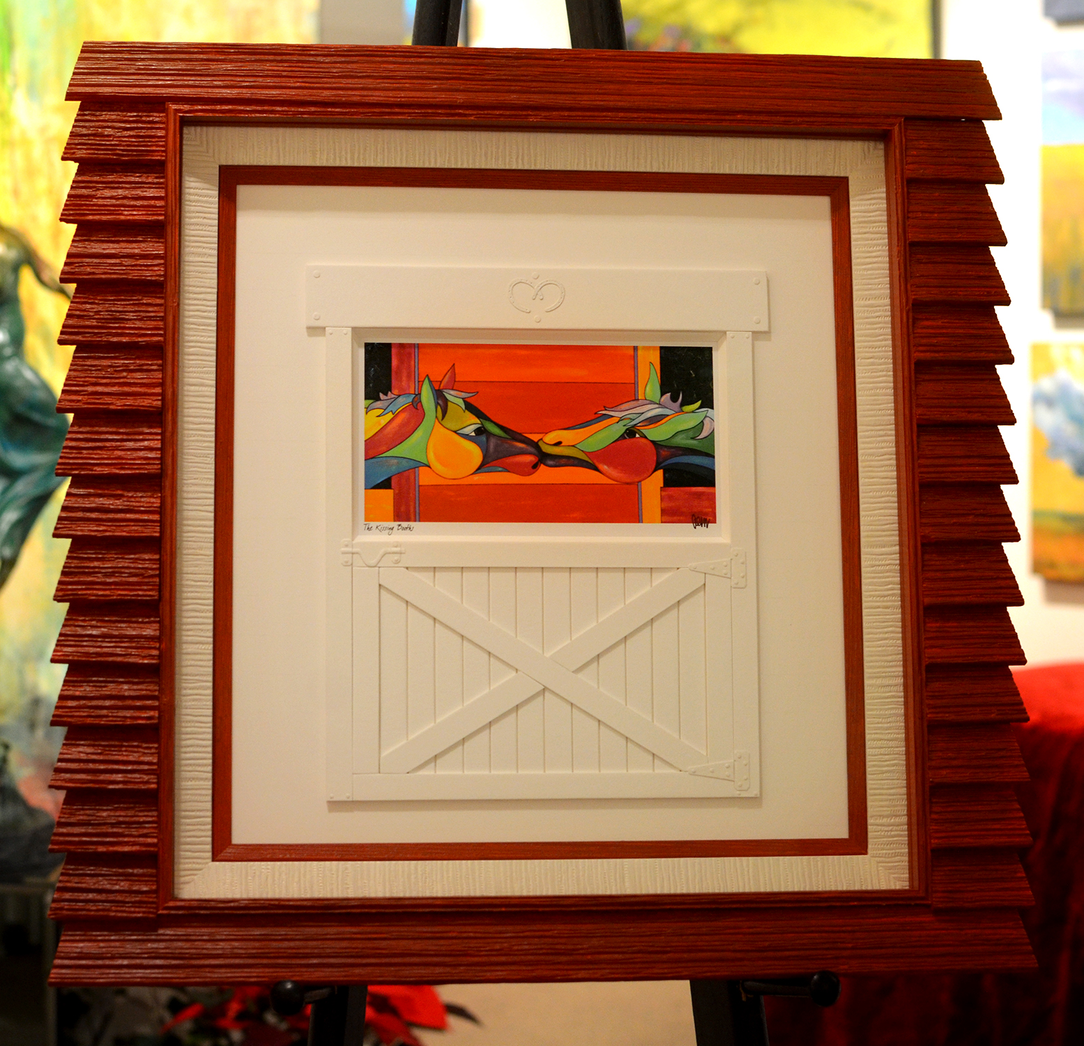 Custom Framing at Art Incorporated
