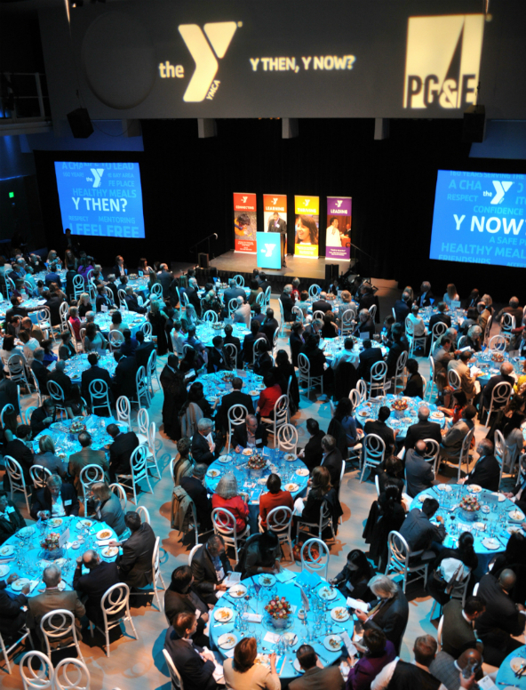 YMCA Y For Youth Luncheon