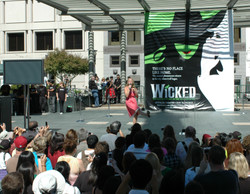 Wicked Defying Inequality SF Concert