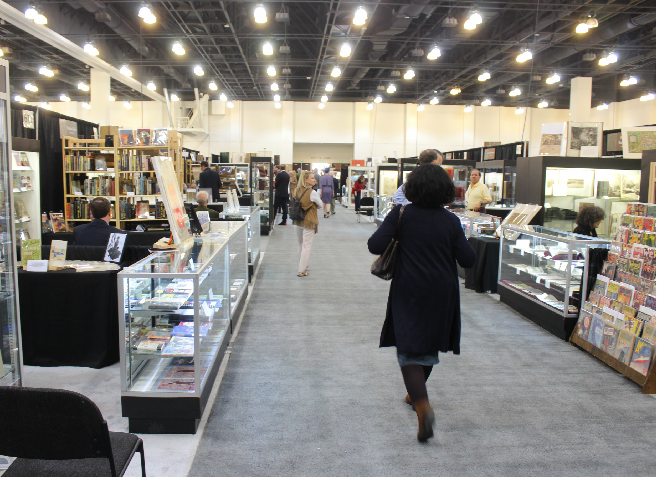 CA Int'l Antiquarian Book Fair