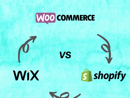 Where To Start Your E-Commerce? 3 Biggest Platforms Compared
