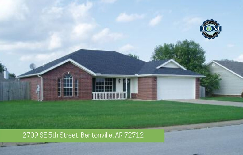 2709 SE 5th Street Bentonville AR 72712