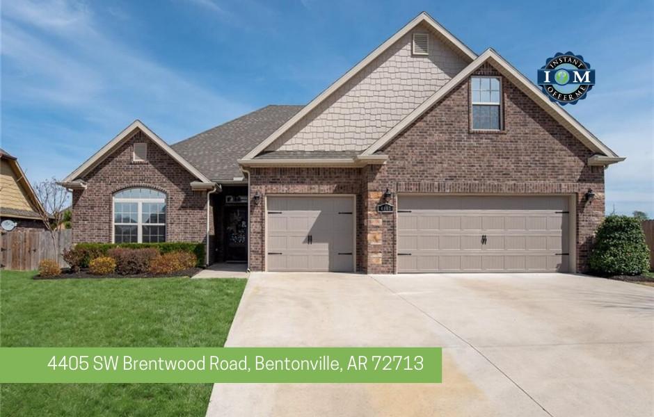 4405 SW Brentwood Road Bentonville AR 72713