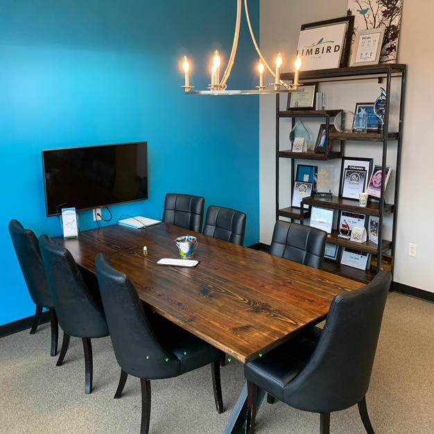 Dedicated Conference Rooms