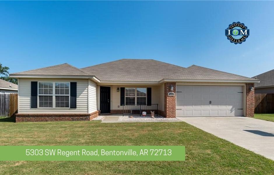 5303 SW Regent Road Bentonville AR 72713