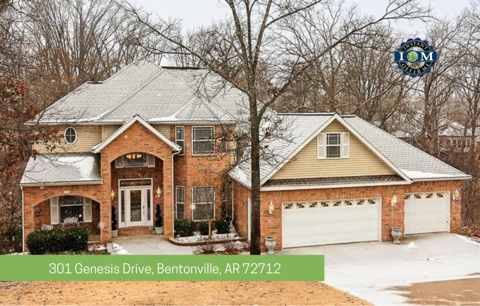301 Genesis Drive Bentonville AR 72712