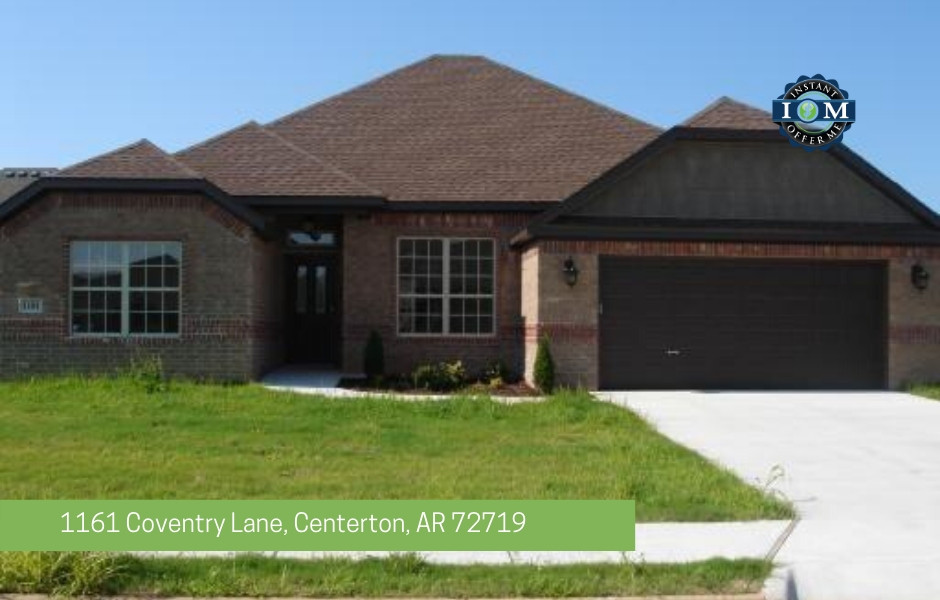 1161 Coventry Lane Centerton 72719