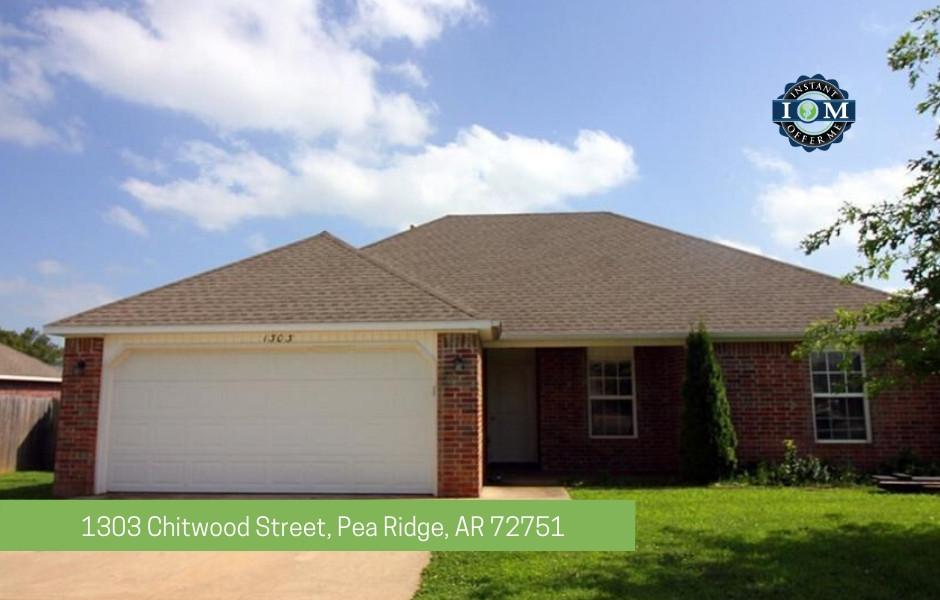 1303 Chitwood Street Pea Ridge AR 72751