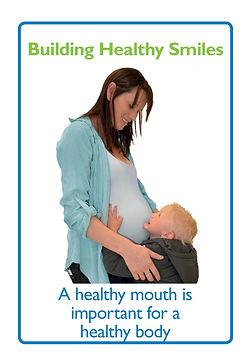 Building healthy smiles flipchart - oral