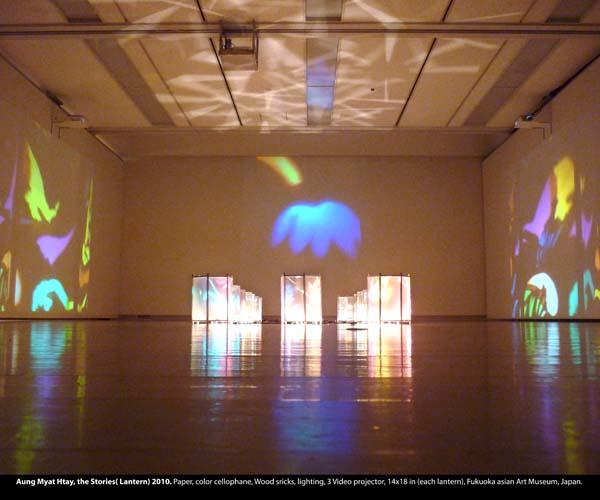 The Stories(Lantern) FukuokaAsian Art Mu