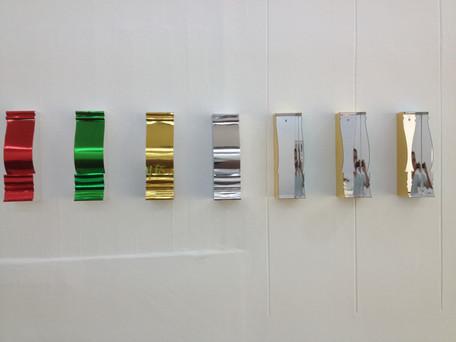 Blocks, 2016, The Segments exhibition