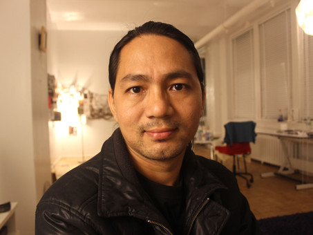 Conversation with Artist-Curator Aung Myat Htay