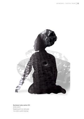Burmese Lady 02
