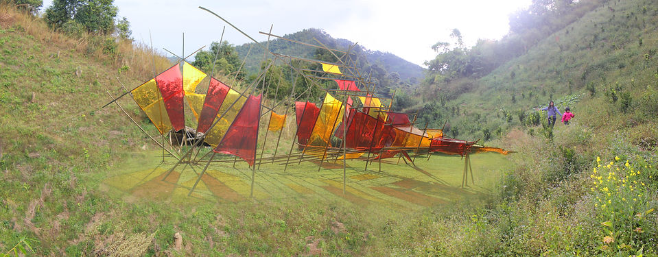 Structure#1 Kalaw by Aung Myat Htay 2015