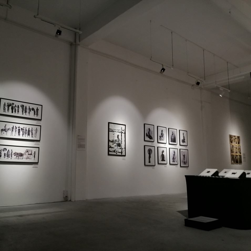 Exhibition view #2