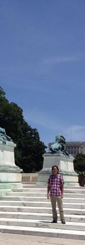 Residency in Washington DC, 2014