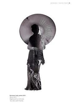 Burmese Lady 07