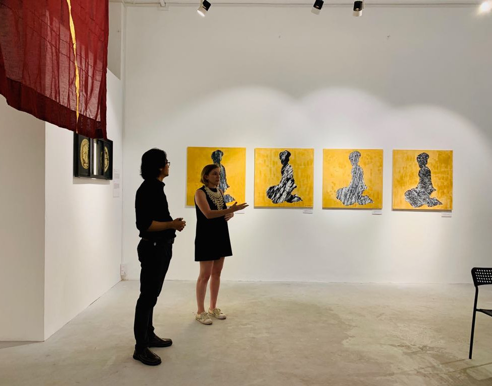 Consciousness of Realities Exhibition Vi