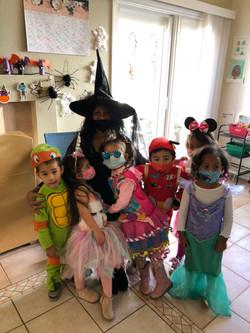 Prek Kinder Halloween Party