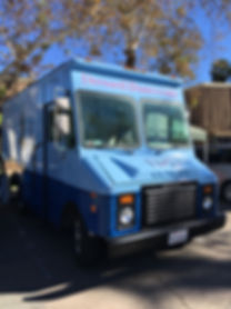 dancewear mobile truck