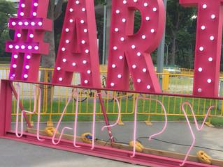 シンガポールアートフェアAffordable art fair Singapore