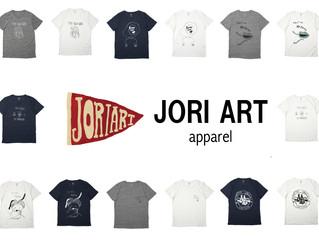 JORIART apparel START