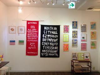 2014年7月15日〜20日 shimokita art space 展示終了