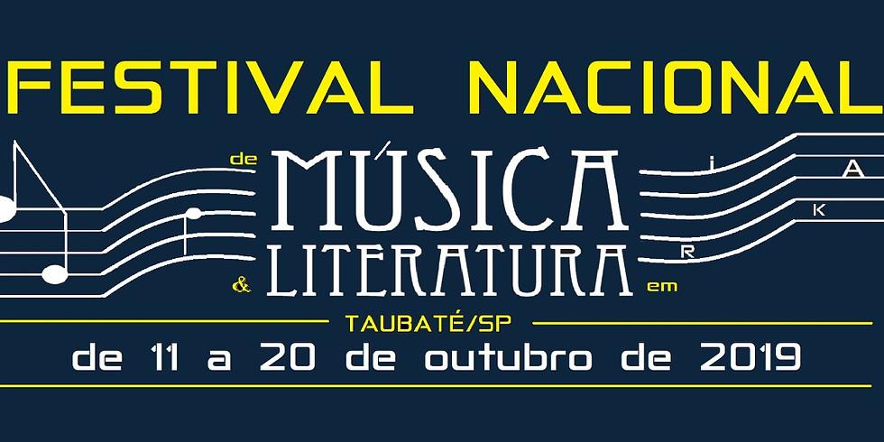 Festival Nacional de Música e Literatura
