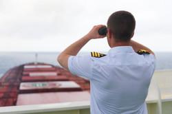 Deck oficer - Merchant Navy Officer
